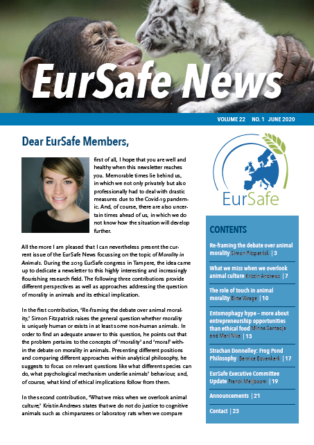 Eursafe Newsletter February 2019